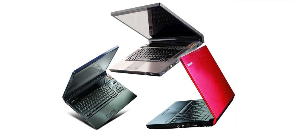 Laptops on rent